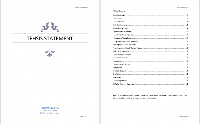 Natural Science Cambridge Personal Statement