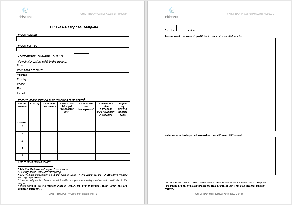 business proposal template 02