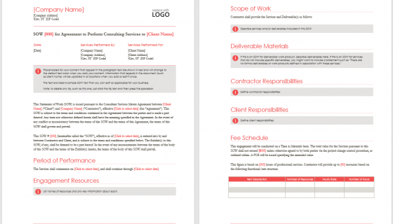 business proposal template 04