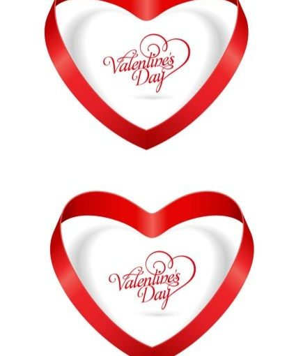 Printable Heart Shape Template 02