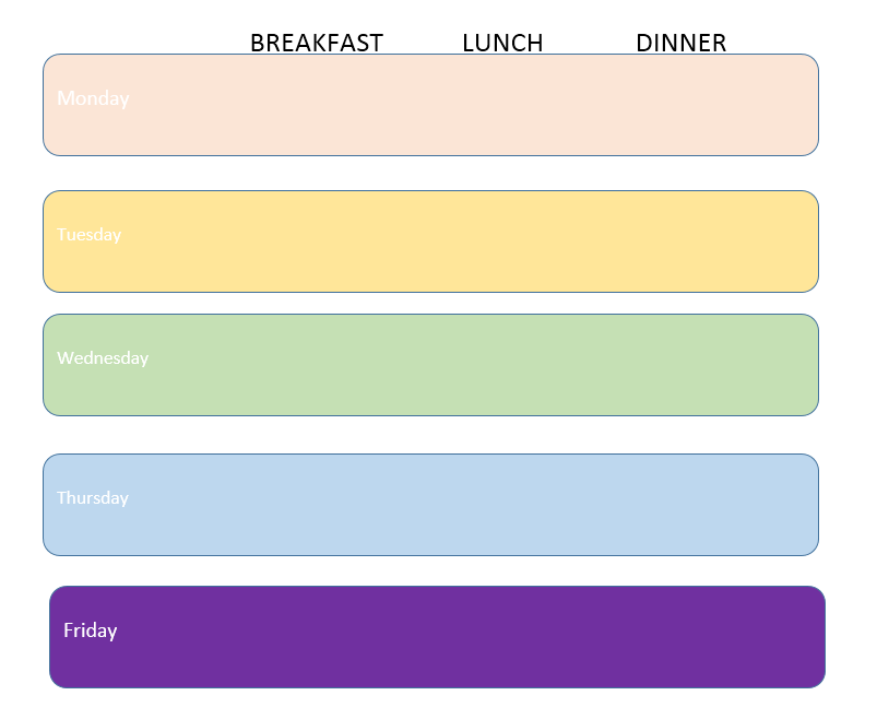Meal Planner Template 03