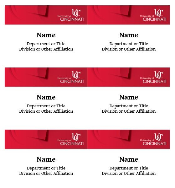name tag template 002