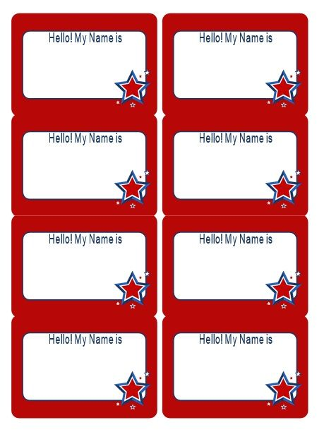name tag template 004