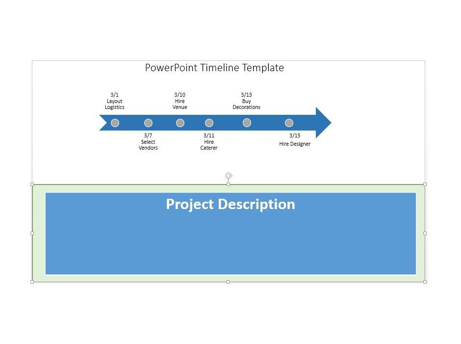 Project Timeline Template 10