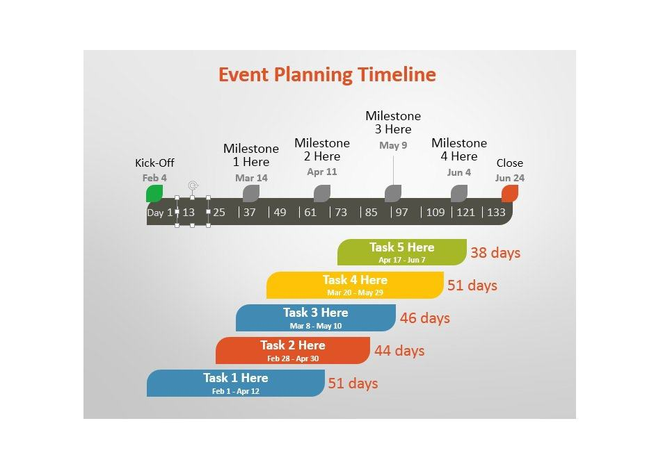 Project Timeline Template 17