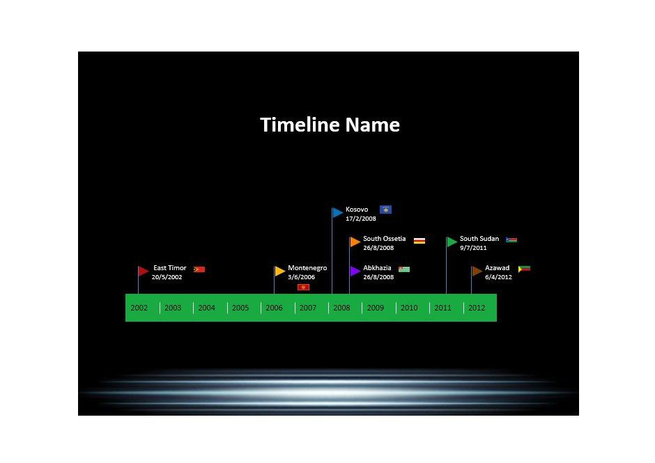 Project Timeline Template 24